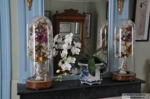 El dormitorio de Alice Monet en su casa de Giverny