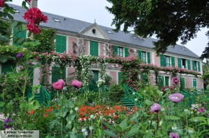 Casa de Monet en Giverny
