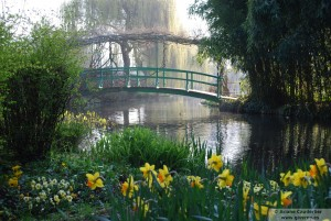 Giverny Estanque de Claude Monet