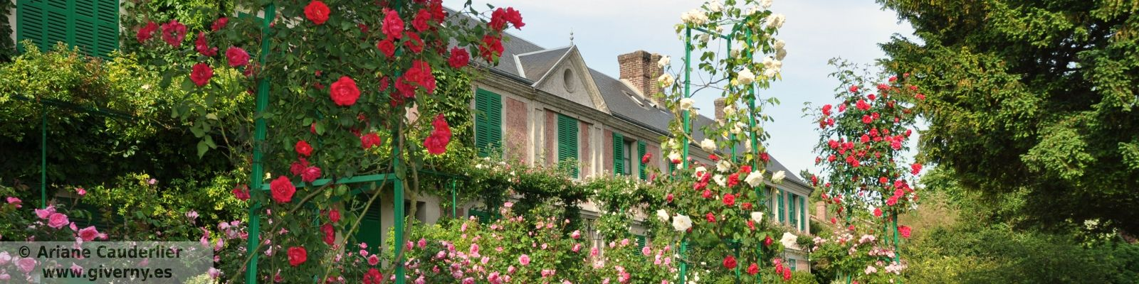 La Casa de Claude Monet en Giverny
