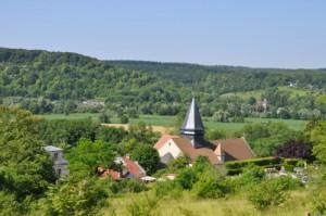 Iglesia de Giverny